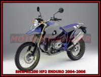 BMW R1200 HP2 ENDURO K25 2004-2006