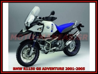 BMW R1150 GS ADVENTURE R21 2001-2005